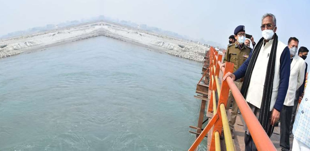 Haridwar Kumbh 2021 Uttarakhand CM Trivendra Rawat Said work of kumbh is  almost completed