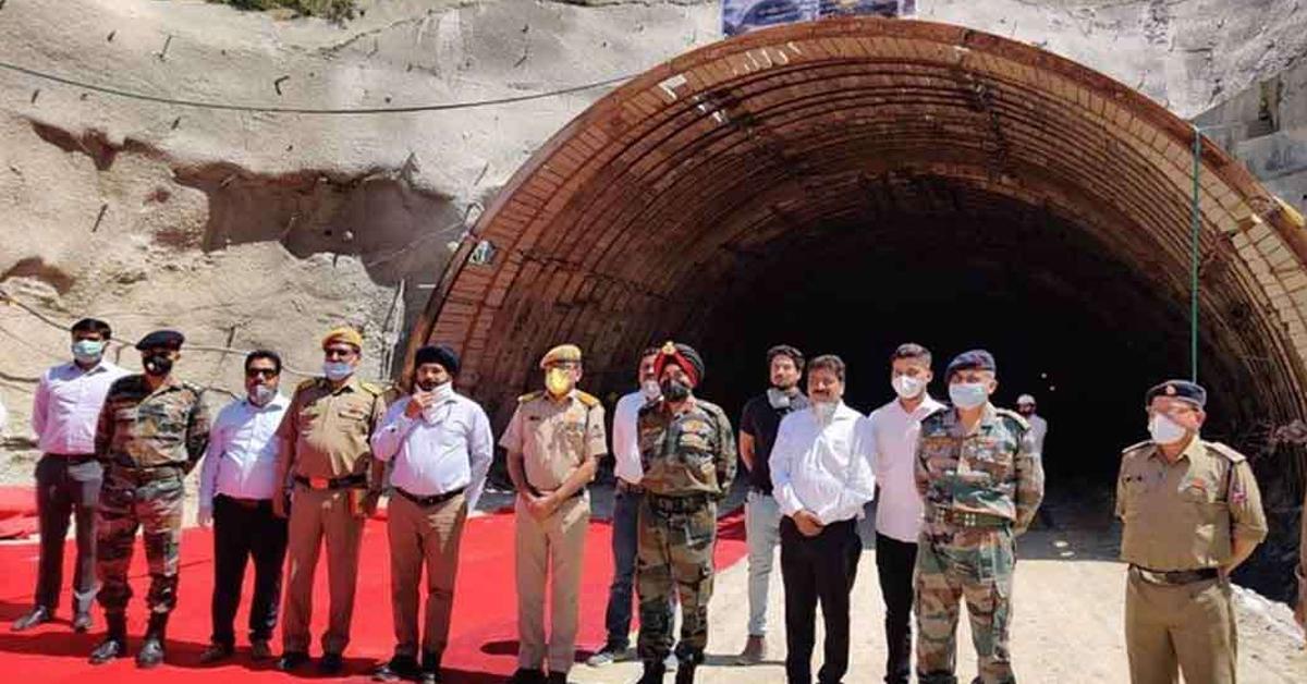 Chamba tunnel