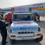 Corona-Vaccine 1.13 lakh doses of Kovishield vaccine reached Uttarakhand, Dehradun district will get maximum