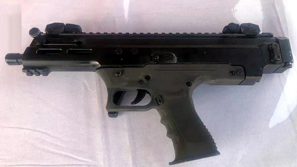 India first Indigenous 9 mm Machine Pistol
