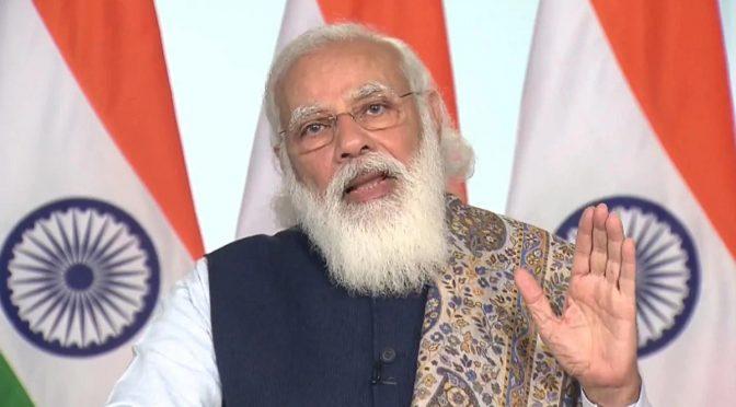 PM Narendra Damodardas Modi