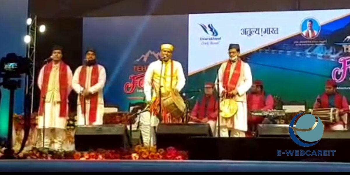 Tehri Lake Festival 2021: Pritam Bharatwana
