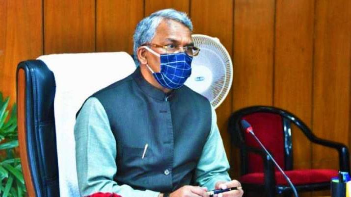 CM Trivendra Singh Rawat