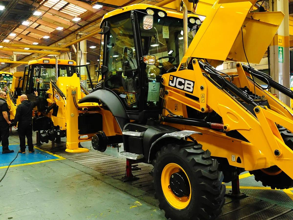jcb company faridabad India