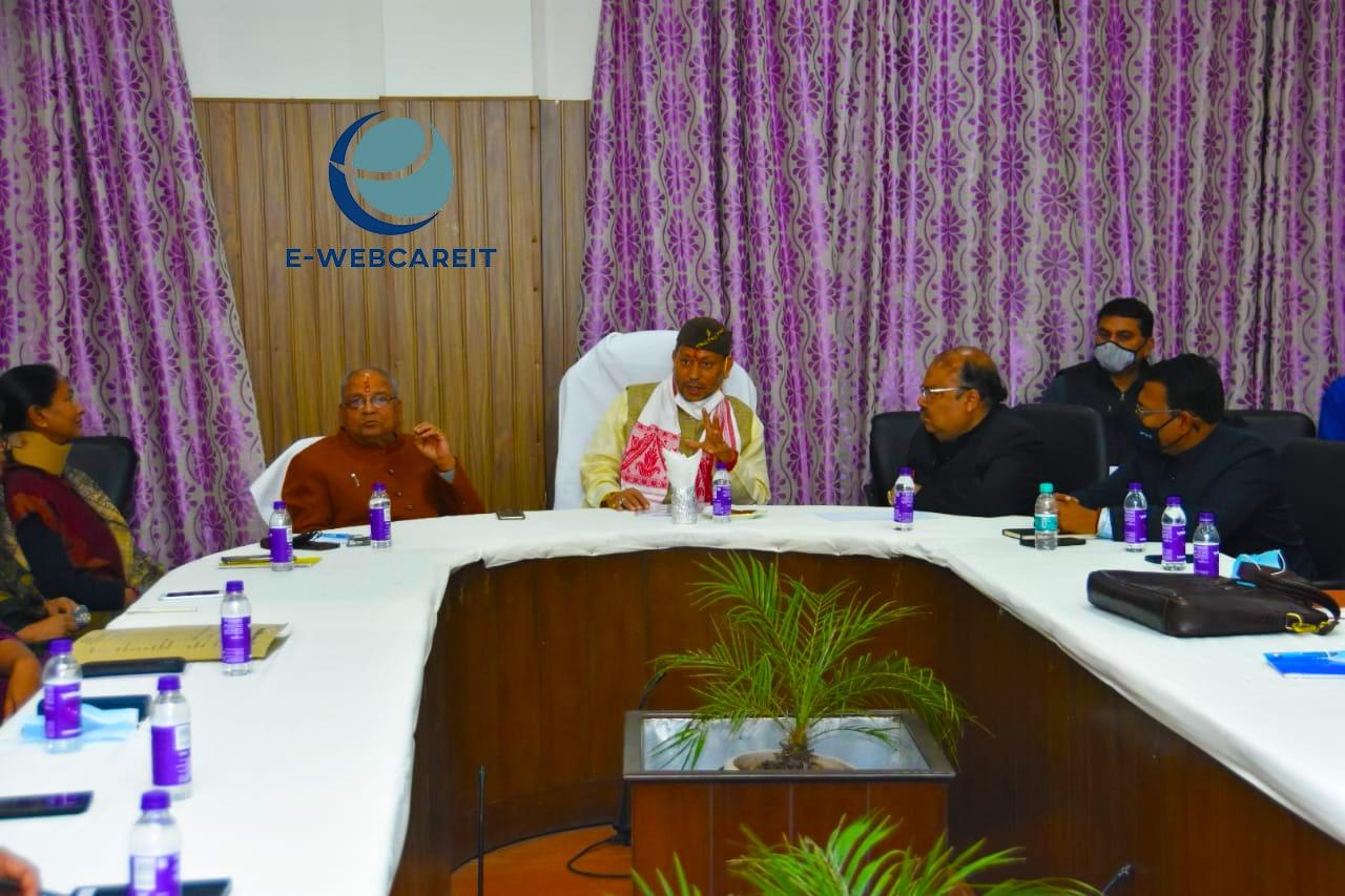 new chief minister of uttarakhand tirath singh rawat