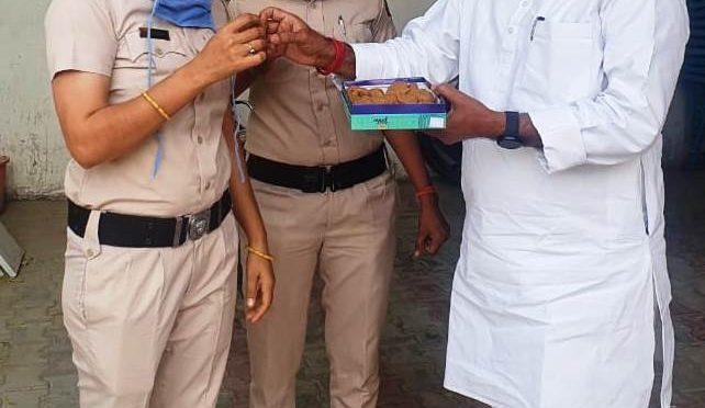 union minister of state krishnapal gurjar