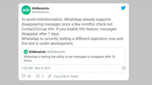 whatsapp messages missing