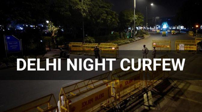 Covid-19 LIVE: दिल्ली के बाद अब नोएडा और गाजियाबाद में नाइट कर्फ्यू लगाने की तैयारी
