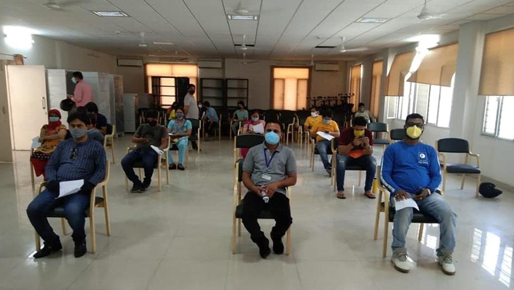 Uttarakhand Journalist Vaccination